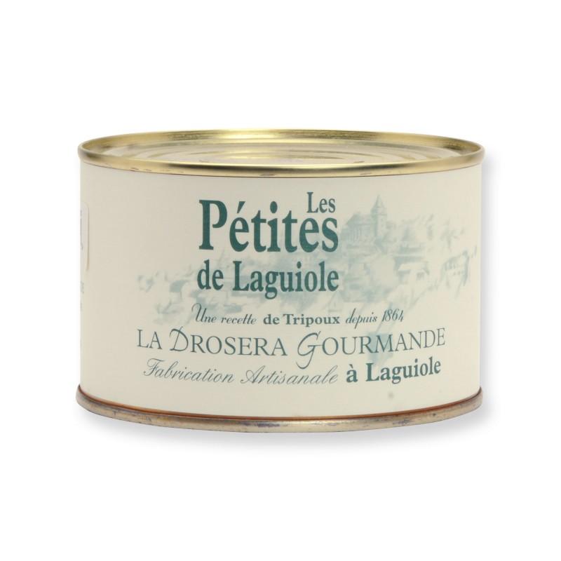 Pétites de Laguiole boite de 3 tripoux Fabrication artisanale LA DROSERA GOURMANDE