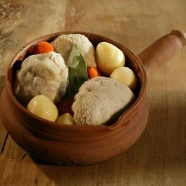 Pétites de Laguiole, la spécialité de tripoux du Rouergue