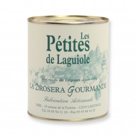 Pétites de Laguiole boite de 6 tripoux Fabrication artisanale LA DROSERA GOURMANDE