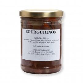 Bœuf Bourguignon 800 g LA DROSERA GOURMANDE
