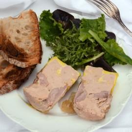 Caille fourrée au foie gras de canard 190 g