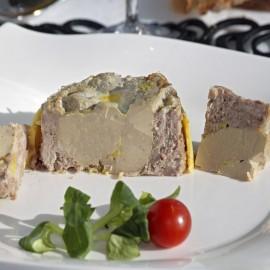 Pâté au foie de canard 190 g - 50% foie gras de canard LA DROSERA GOURMANDE