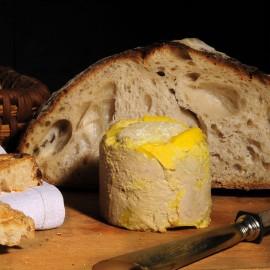 Foie gras de canard entier médaille d'argent 2020 et or 2019 au Concours Général Agricole de Paris. Fabrication artisanale