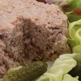 Savourez la terrine aux châtaignes fabriquée en Aveyron