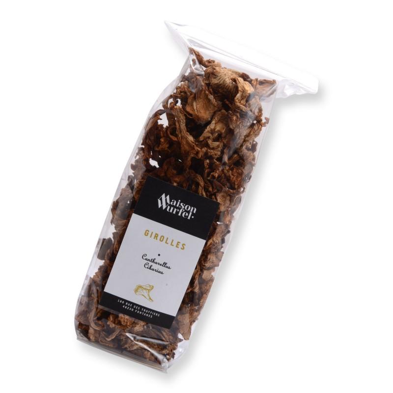 Girolles 50 g champignons secs