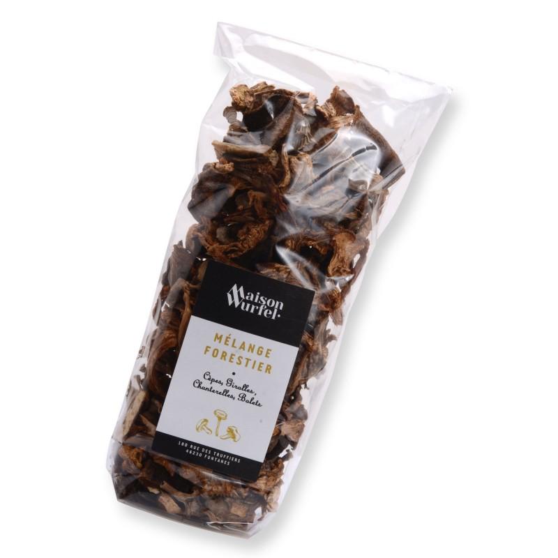 Mélange Forestier 50 g champignons secs