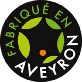 Produit certifié fabriqué en Aveyron