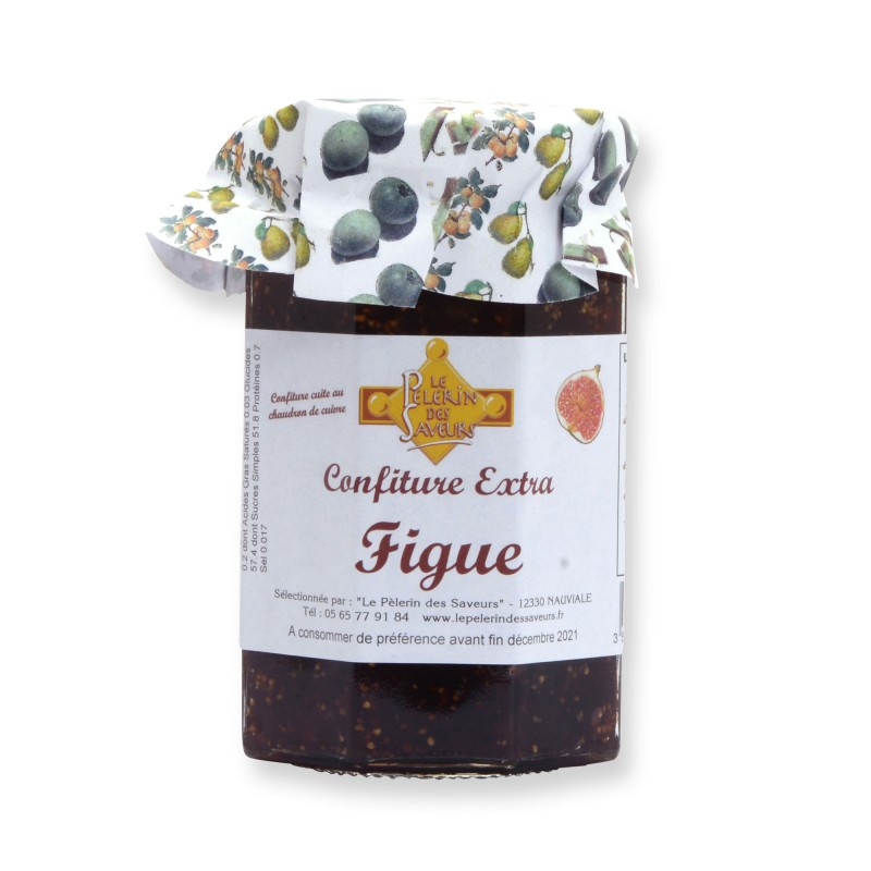 Confiture extra figue
