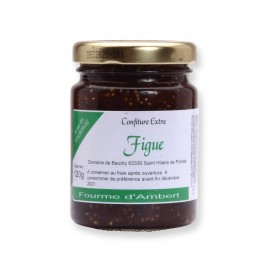 Confiture extra figue 120 g