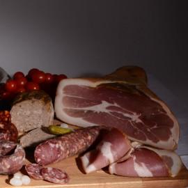 jambon sec Porcs Aveyronnais