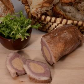 Magret de canard fourré 590 g - 20% foie gras de canard
