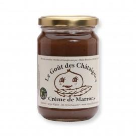Crème de marron 360g Fabriquée en Aveyron