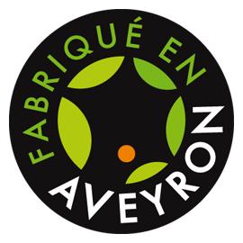 Ce produit est labellisé Fabriqué en Aveyron