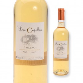 Gaillac doux Lou Capellou - vin blanc - 75cl