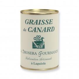 Graisse de canard 360 g LA DROSERA GOURMANDE