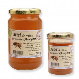 Miel de fleurs Aveyron