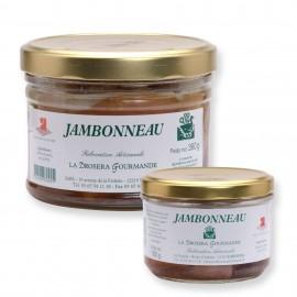 Jambonneau de porc 180 g et 360 g LA DROSERA GOURMANDE