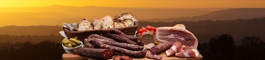 Charcuterie du terroir fabriquée en Aveyron La Drosera Gourmande
