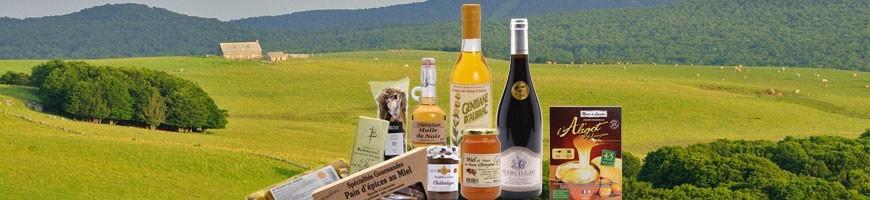 Tous les parfums d'Occitanie aligot, chocolat et thé d'Aubrac
