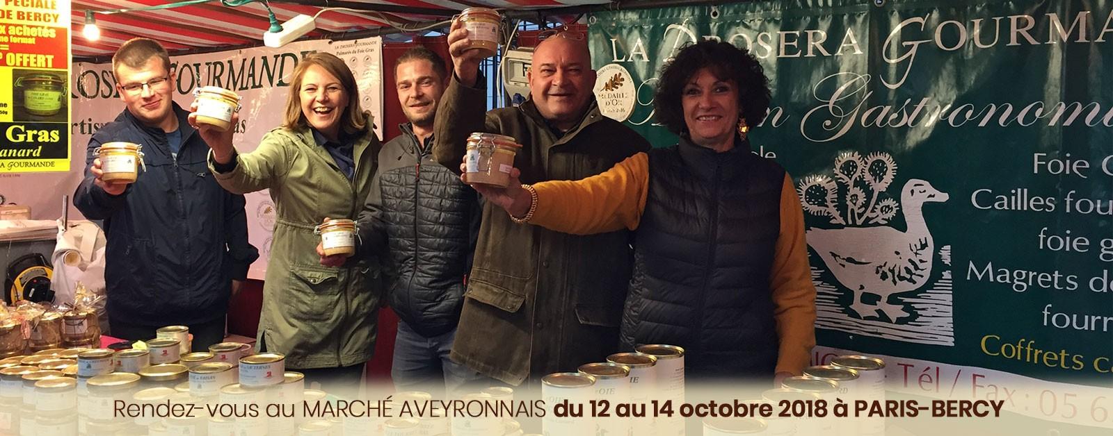 Marché Aveyronnais de Paris-Bercy